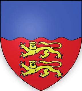 Calvados badge