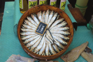 fish in bowl speciality of Languedoc