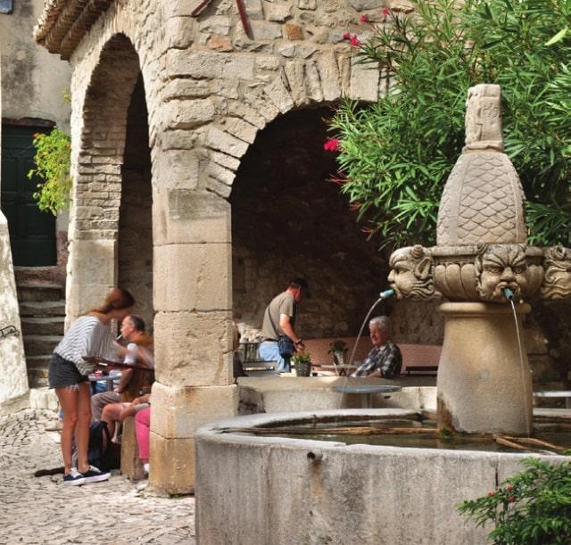 Séguret, a Plus Beaux Village de France