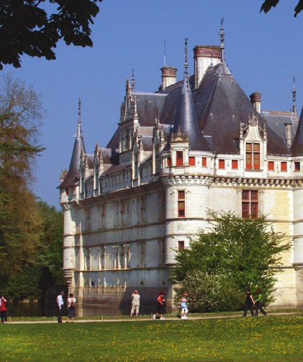 Chateau in France