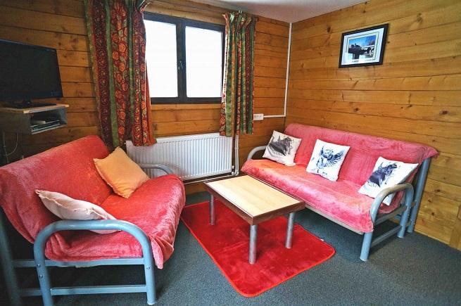 La Coterie cosy wood Lodge