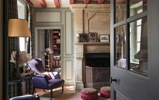 Luxury property interior