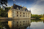 Chateau at the Loire Valley