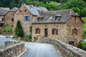 French village in France