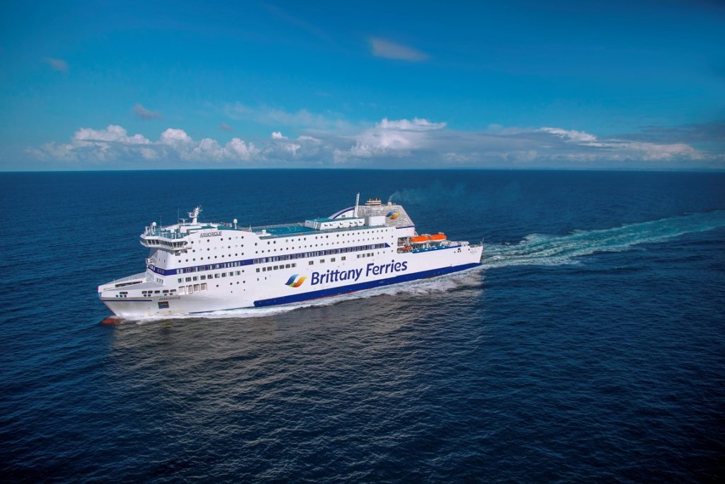 Brittany Ferries help you with driving in France
