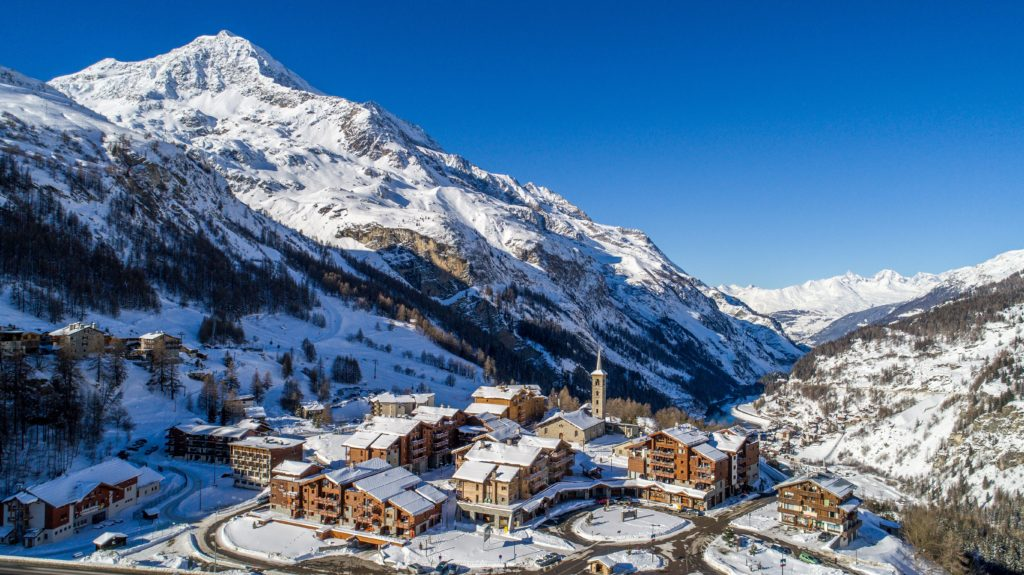 Le Lodge des Neiges in Tignes - Ski and Sport Property in France