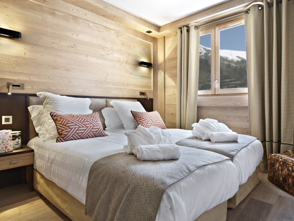 bedroom 1 at Residence Manaka