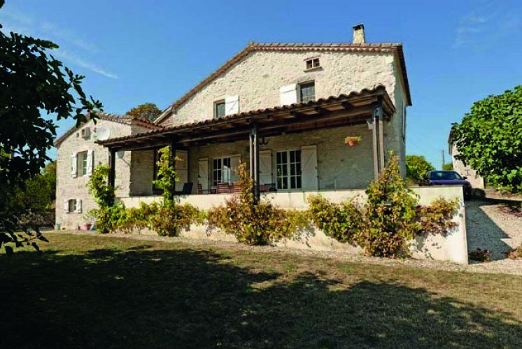 proeprty in Montaigu-de-Quercy
