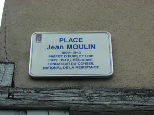 Place jean moulin sign