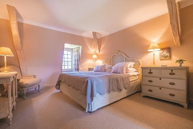 Château bedroom