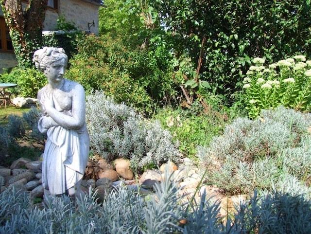 Dordogne garden