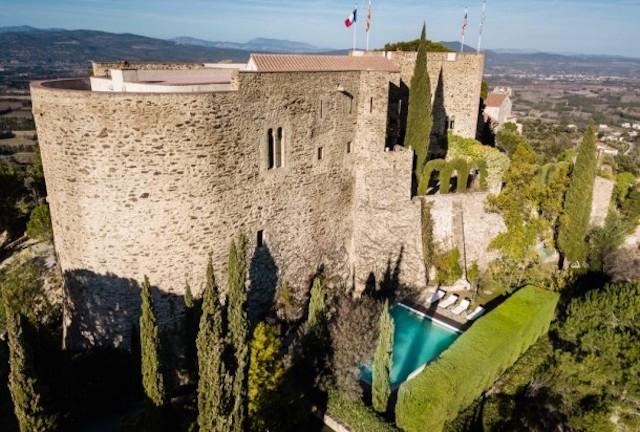 Chateau in Occitanie