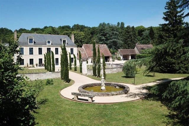Exquisite French Manor 90 Minutes from Paris