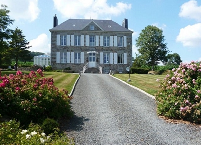 Luxurious Manor House in the Country near Tessy sur Vire