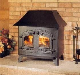 Villager ALI woodburning stove 1456 €