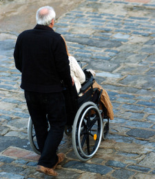 Keeping your independence in older age