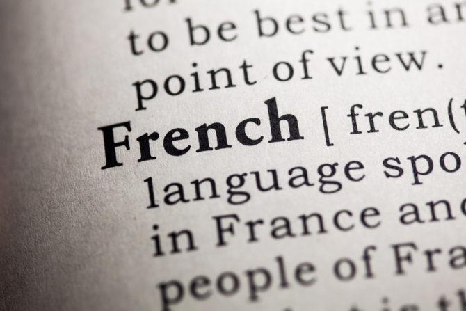 French glossary: common abbreviations