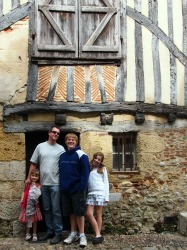 Moving to France as a family