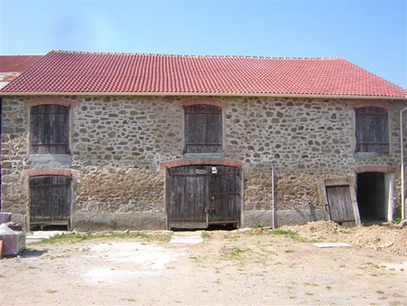 A diary of a barn conversion in the Limousin – part 3