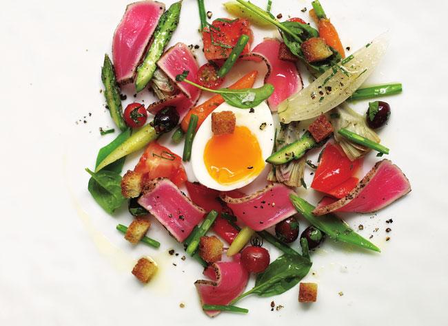 Thon à la Niçoise – Tuna salad