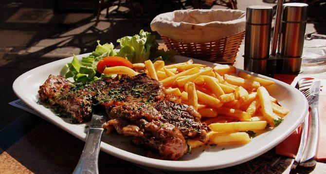 Ordering steak in France