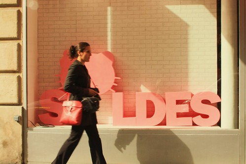 Marchons, Marchons… To the Shops! It's Sales Season in France