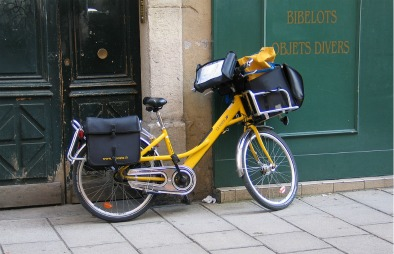 French postal service <i>La Poste</i>