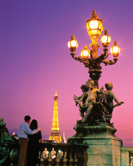 Valentine's Day and Romance in France