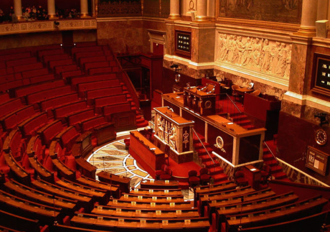France Adopts New Surveillance Law