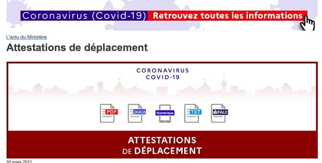 News Digest: New Lockdown in France
