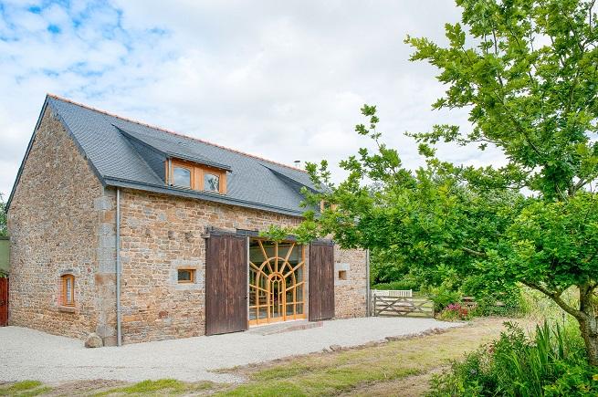 Le Grange: Beautiful Barn Conversion in Brittany