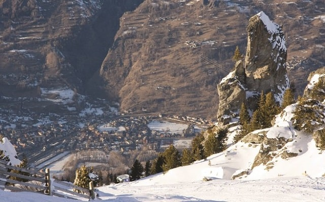 Where to Buy Now: Bourg-Saint-Maurice, French Alps