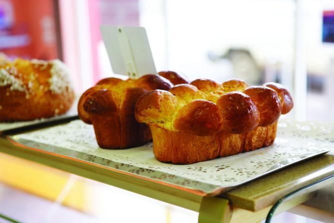 Let them eat brioche! France's sweet buttery bread