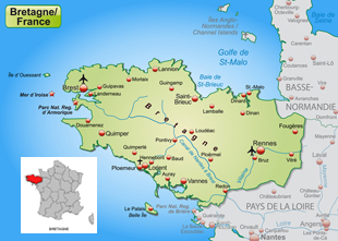 A Guide to the Departments of Brittany – Bretagne