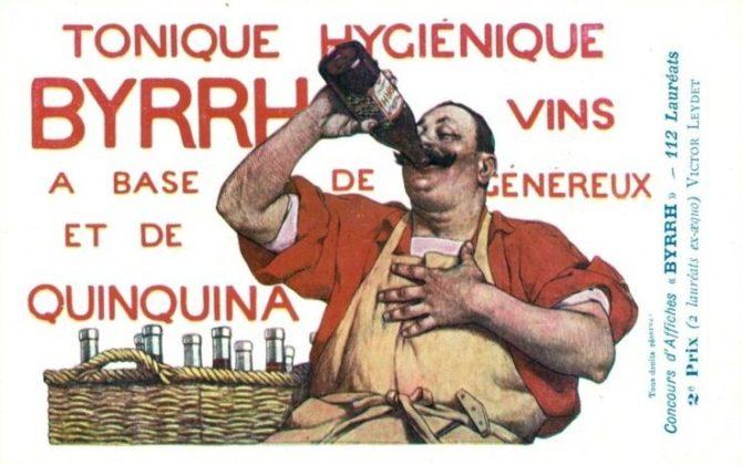 Byrrh – the Famous Languedoc Roussillon Aperitif