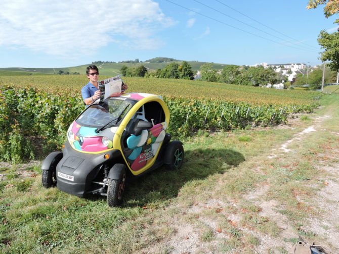 How to visit Champagne-Ardenne in style