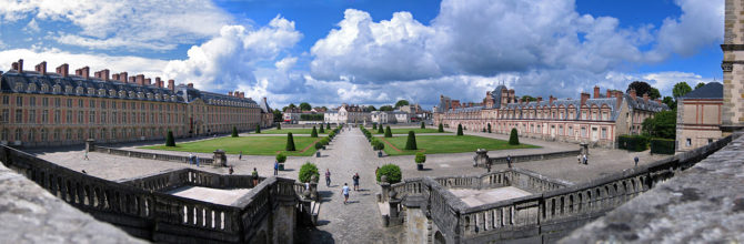 Spectacular robbery of priceless treasures at Château de Fontainebleau in France