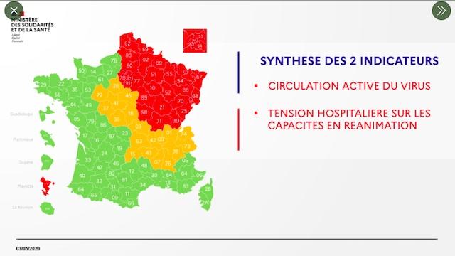 Coronavirus in France: News Update, May 5