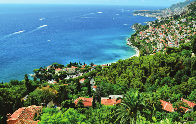 Buying on the Cote D'Azur