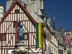 What's on in Burgundy