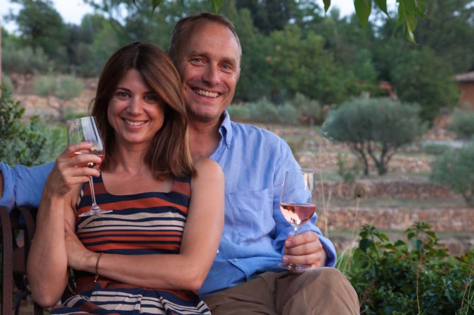 Sunshine in a bottle: a winemaker in Provence