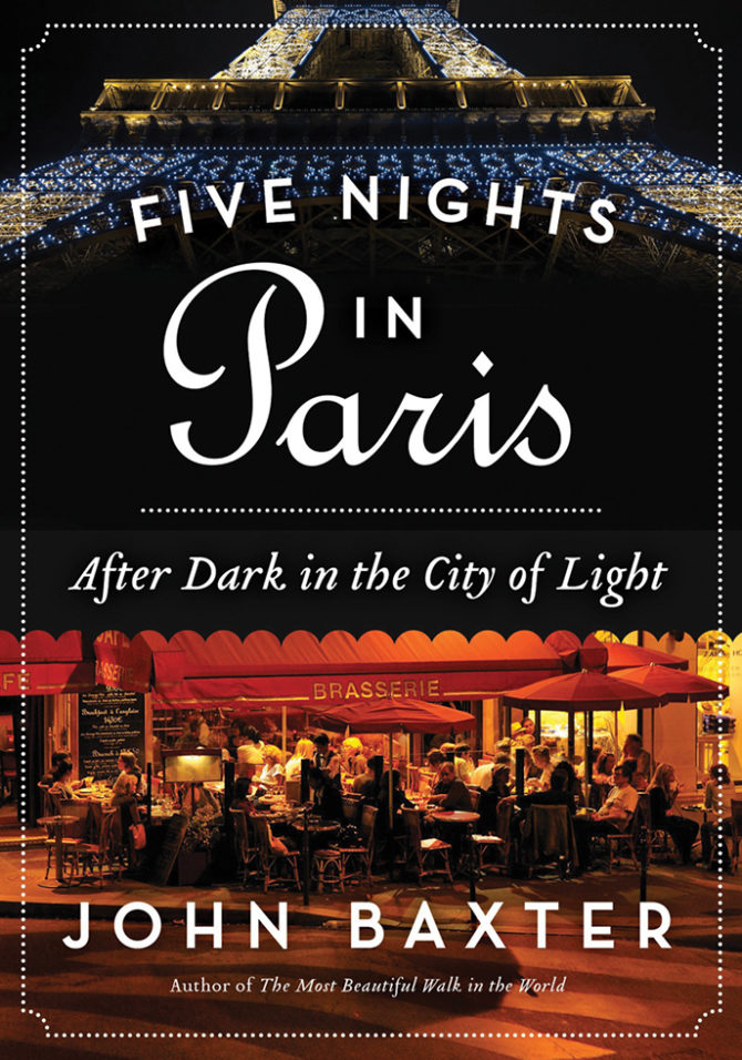 Book review: <i>Five nights in Paris</i>