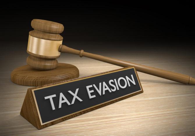UK Tax Evasion Crackdown