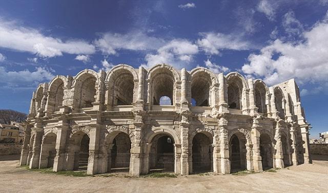 Roman Provence; Arles, Aix en Provence
