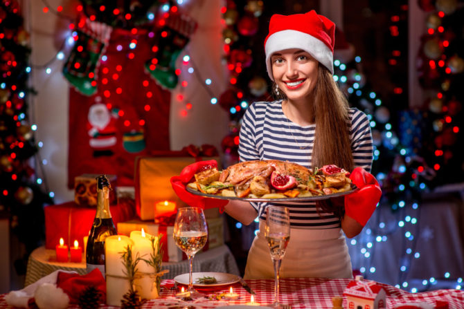 Recipes for a French Christmas dinner