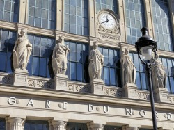 French vocabulary: at the train station