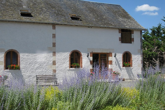 Lovely gîte in the Loire Valley