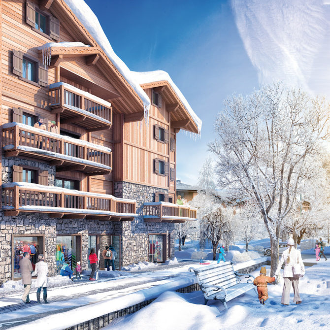 A new online service for ski property buyers
