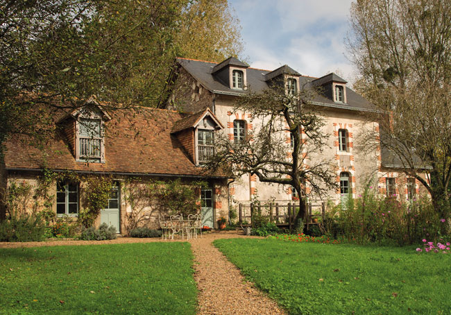 Renovation in the Loire Valley – Shelter from the Norm