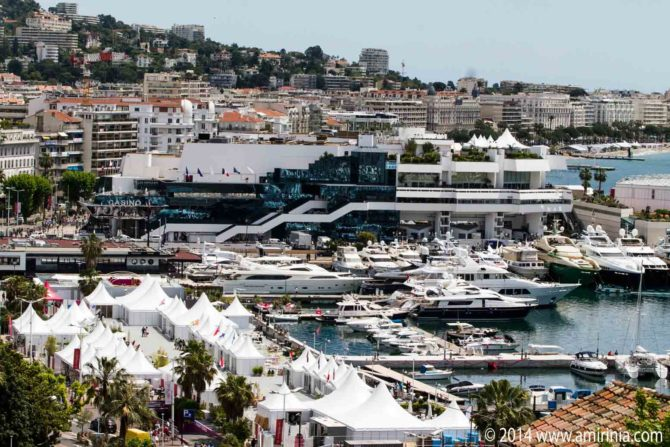 Cannes, a Brand Name as Well as a Glamorous City